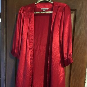 Victoria Secret silky robe
